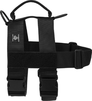 VLK Patrol Double Girth Harness