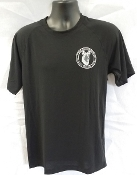 Black VLK Coin T-Shirt