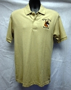 Tan Polo Shirt