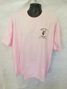 Light Pink VLK Logo T-shirt