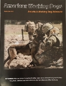 2011 Summer Issue American Working Dogs Magazine